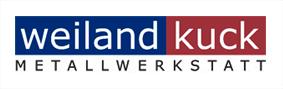 Weiland Kuck  Metallwerkstatt